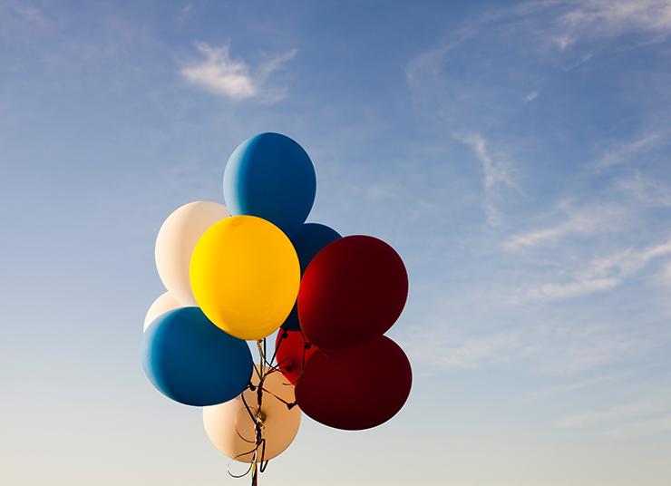 Плюсы покупки воздушных шаров на вечеринку