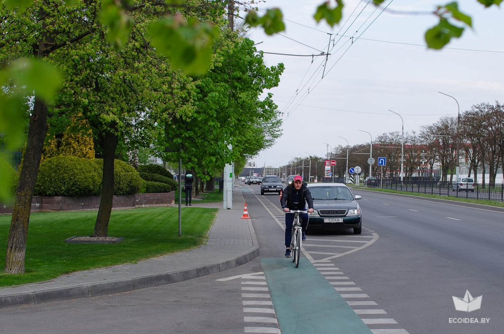 Брест велосипедный: как получается так быстро менять город